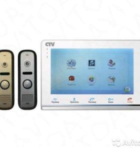 Видеодомофон сенсорный CTV-DP2700тм