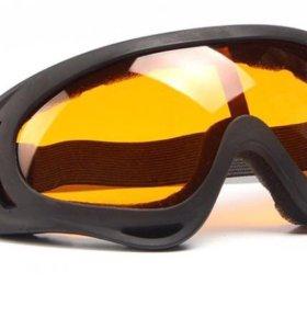 Новые горнолыжные очки 🏂