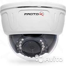 Купольная IP видеокамера Proto IP-D20F36IR