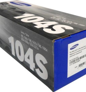Новый картридж Samsung D104S