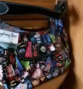 новая сумка стокманн