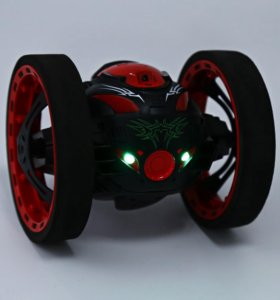 Машинка робот, интерактивный