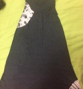 Платье США без лямок