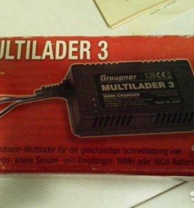 Продам Graupner мульти зарядное устройство