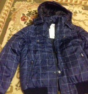 Новая куртка для подростков