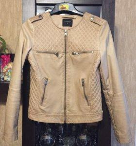 Куртка кожаная (ЭКО кожа)