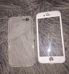 Водонепроницаемый чехол на iPhone 6