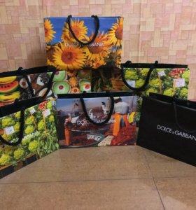 Пакеты Dolce&Gabbana
