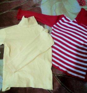 Водолазки,блузка.......