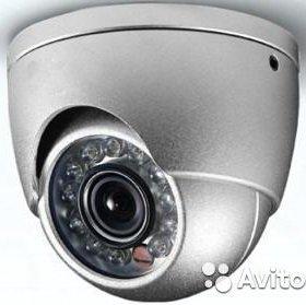 Антивандальная IP камера FullHD 1080p.С гарантией