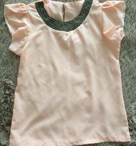 Продам новую блузу ( не подошла по размеру)