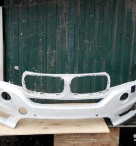 Бампер передний BMW X5 F15 7397092