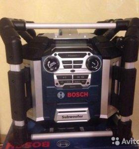Радиоприёмник Bosch GML50 Power с сабвуфером новый