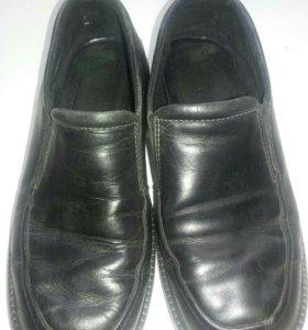 Обувь детская кожаная (ECCO)