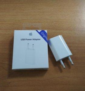 Зарядное устройство/ адаптер Apple Original