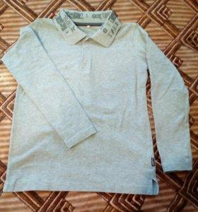 Трикотажная рубашечка детская