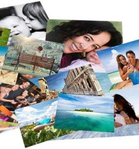 Слайдшоу с Вашими фотографиями