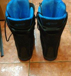 Ботинки для сноуборда head scout PRO S