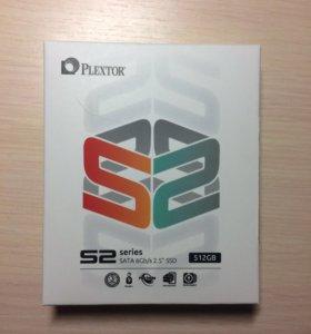 "Plextor PX-512S2C 2.5"" SSD Silver"