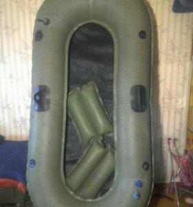 """Лодка резиновая """"Нырок21"""""""