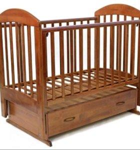 Кровать-маятник б/у