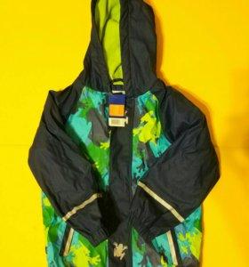 Новая куртка-непромокашка
