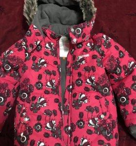 Зимний костюм Gusti