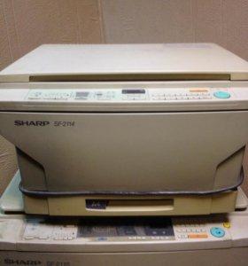 Ксероксы Sharp и Xerox
