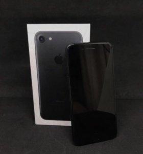 iPhone 7 32gb Black Чёрный