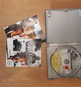 Диск для PS3 BATTLEFIELD BAD COMPANY 2