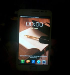 Тачскрин Samsung Galaxy Note N7000