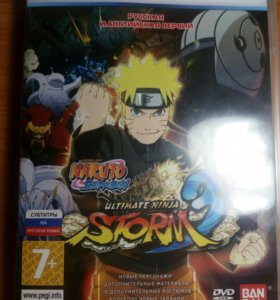 Игра Naruto Ultimate ninja storm