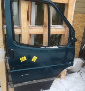 Дверь форд транзит