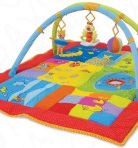 Развивающий коврик 2в 1 Taf Toys