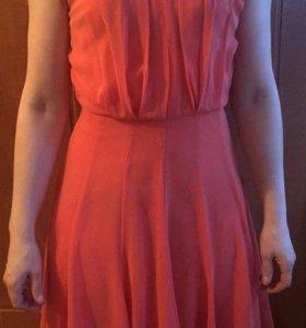 Шифоновое платье incity
