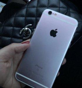 iPhone 6s rose 128 Gb