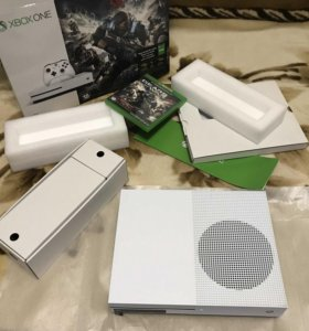 Xbox one S 1TB-Новый.