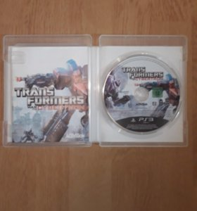 Диск TRANSPORMERS WAR FOR CYBERTRON