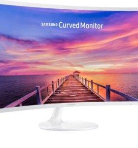 Монитор Samsung c32f391fw1