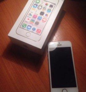 iPhone 5s на 16 g