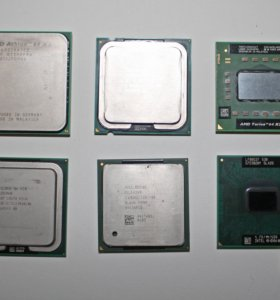 Процессоры для компьютера и ноутбука