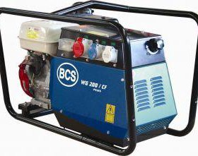 Сварочный генератор BCS WG 200 BS/CF
