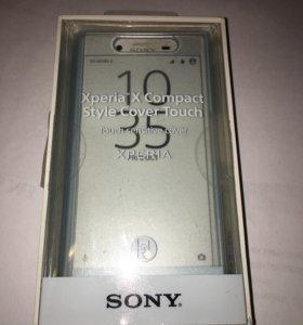 Оригинальный чехол для Sony Xperia X Compact