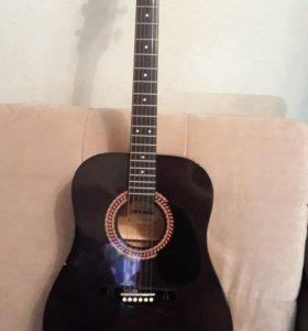 Продаю акустическую гитару HOHNER+Зимний чехол