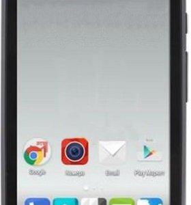 """4.5"""" Смартфон ZTE Blade Q lux 4G 8 ГБ черный"""