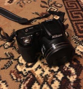 Фотокамера Nikon coolpix l110