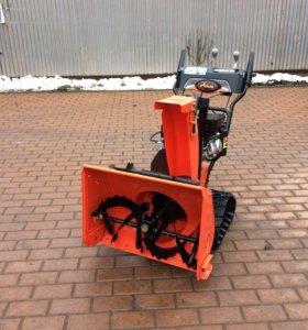 Ручная снегоуборочная машина ariens