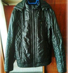 Куртка мужская 48-50 размер