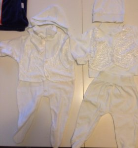 Детская одежда пакетом /комплект на выписку
