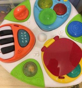 Музыкальный столик для малышей